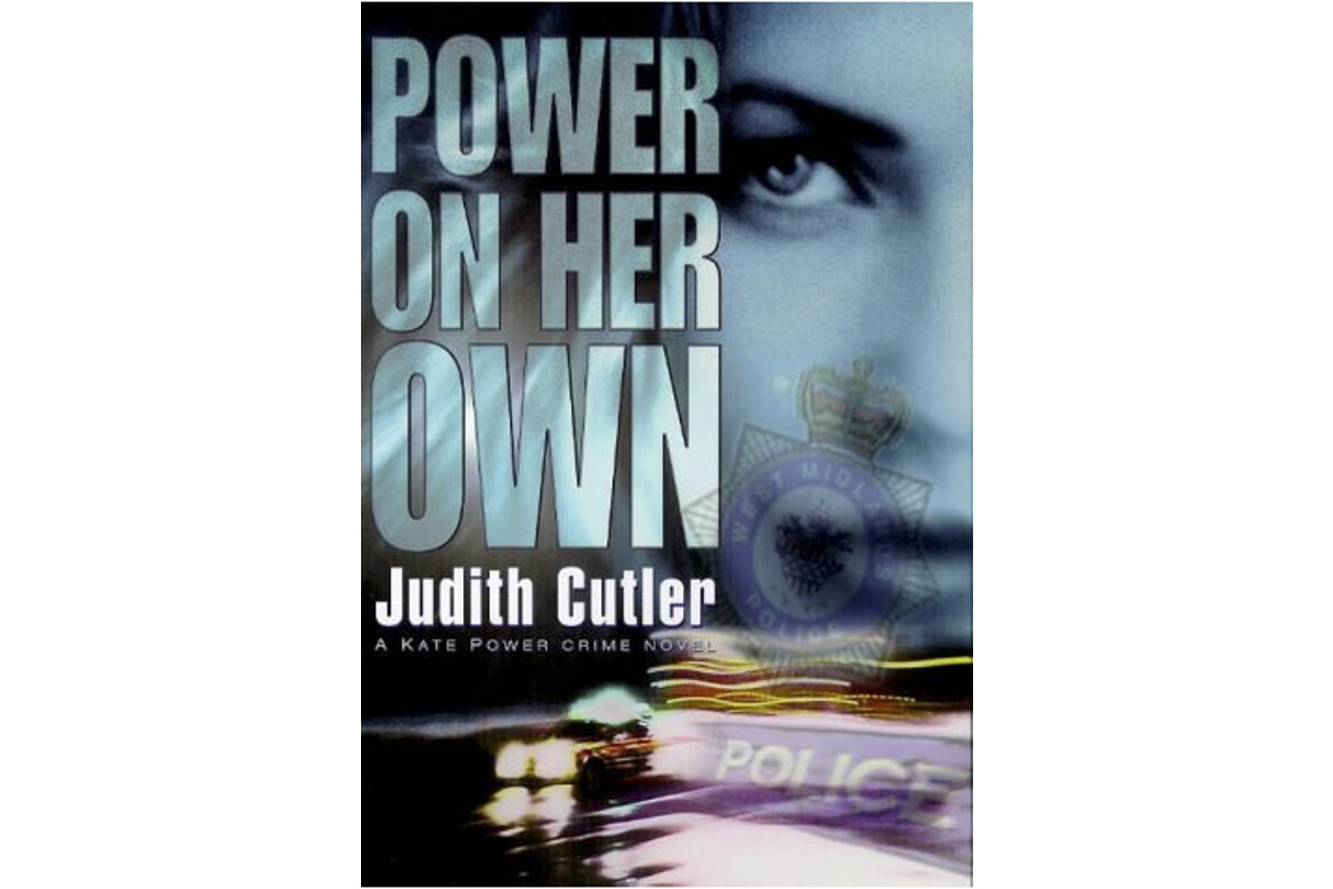 Power on her Own cover
